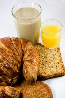 Free Full Breakfast Royalty Free Stock Image - 8875646
