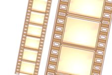 Free Film Strip Stock Image - 8875651