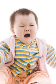 Free Crying Baby Stock Photos - 8877413