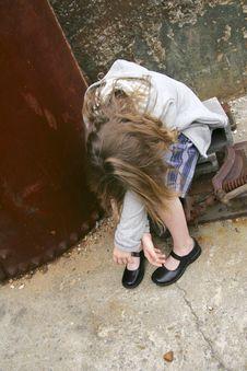 Free Sad Girl Depressed Royalty Free Stock Photography - 8877707