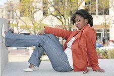 Free Model Posing Stock Images - 8877714
