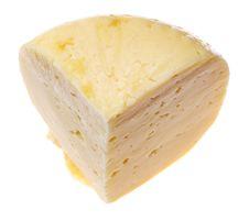 Free Cheese. Royalty Free Stock Photos - 8878358