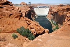 Free Colorado River In Glen Canyon Stock Photos - 8879823