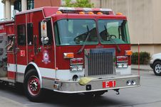 Free Bellingham Fire Dept: Engine 1 &x28;462&x29; Royalty Free Stock Photo - 88750845