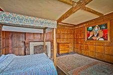 Free Castle Lodge Bedroom Stock Photos - 88751243