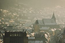 Free Brasov - Old City Stock Photography - 88751642