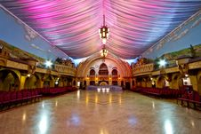 Free Spanish Hall Winter Gardens Blackpool Royalty Free Stock Photos - 88751768