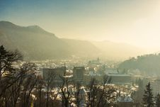 Free Brasov - Skyline Stock Images - 88751774