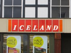 Free Retro Iceland Royalty Free Stock Photography - 88751877