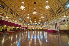 Free Empress Ballroom Winter Gardens Blackpool Royalty Free Stock Image - 88751896