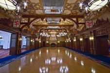 Free Baronial Hall Winter Gardens Blackpool Stock Photo - 88751980