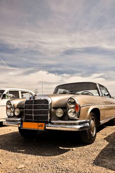 Free Mercedes-Benz Oldtimer Stock Photography - 88752072