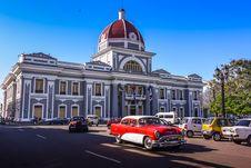 Free Cienfuegos City Hall, Cuba Royalty Free Stock Image - 88752276