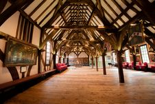 Free The Merchant Adventurers Hall The Great Hall Royalty Free Stock Photo - 88752385