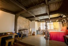 Free Ordsall Hall The Star Chamber Royalty Free Stock Photos - 88752418
