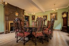 Free The Merchant Adventurers Hall Governors Parlour Room Royalty Free Stock Photography - 88752427