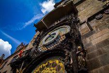 Free Prague Astronomical Clock, Czech Republic Royalty Free Stock Images - 88752549