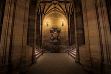 Free The John Rylands Library Original Entrance Royalty Free Stock Photo - 88752605