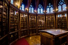 Free The John Rylands Library Reading Room Enclosure Stock Image - 88752791