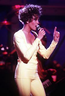 Free Whitney Houston Stock Photography - 88755162