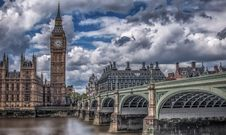 Free Big Ben And House Of Commons Stock Photos - 88755173