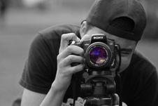 Free Man Taking Photo Stock Photos - 88756453