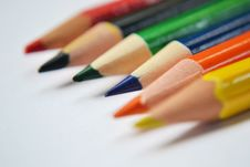 Free Color Pencils Stock Photography - 88757142