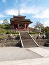 Free Kiyomizu Shrine Royalty Free Stock Photo - 8882805