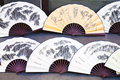 Free Paper Fans Royalty Free Stock Images - 8884659