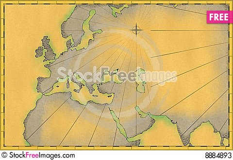 Old world map free stock images photos 8884893 old world map gumiabroncs Choice Image