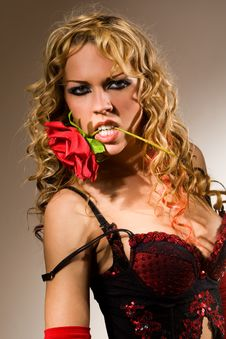 Free Carmencita Royalty Free Stock Photography - 8880197