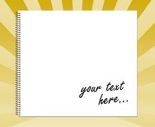 Free Notebooks Royalty Free Stock Photography - 8881127