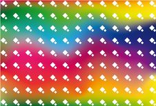 Colorful Background - Vector Image Royalty Free Stock Photography
