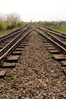 Free Railroad Stock Image - 8881861