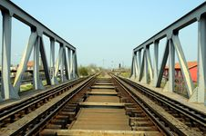 Free Railroad Royalty Free Stock Images - 8881899
