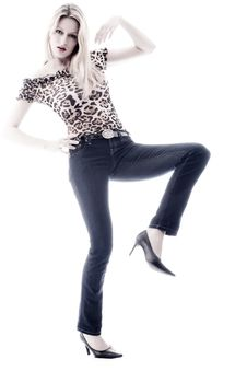 Free Sexy Leg Up Royalty Free Stock Photos - 8882988