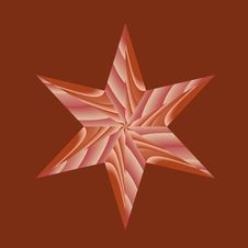 Free Wooden Star Stock Images - 8884564