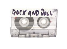 Music Cassette Royalty Free Stock Photos