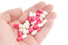 Free Pills Royalty Free Stock Photos - 8885718