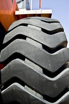 Free Tractor Wheel Royalty Free Stock Photo - 8886385
