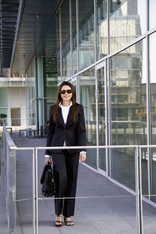 Free Business Woman On The Phone Royalty Free Stock Photo - 8886695