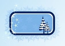Free Christmasbanner Stock Image - 8887951