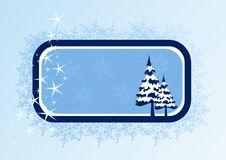 Free Christmasbanner Stock Image - 8887951