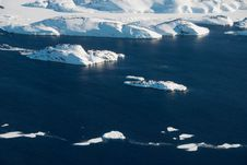 Free Greenland, Ice Floe Royalty Free Stock Images - 8888629