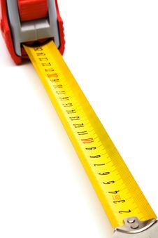 Free Tape-measure Royalty Free Stock Photo - 8888715