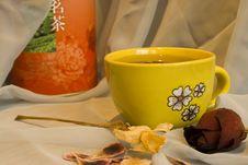 Free Cup Of Green Tea Stock Photos - 8889133