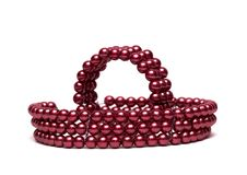 Free Bracelet And Beads Royalty Free Stock Photos - 8889798