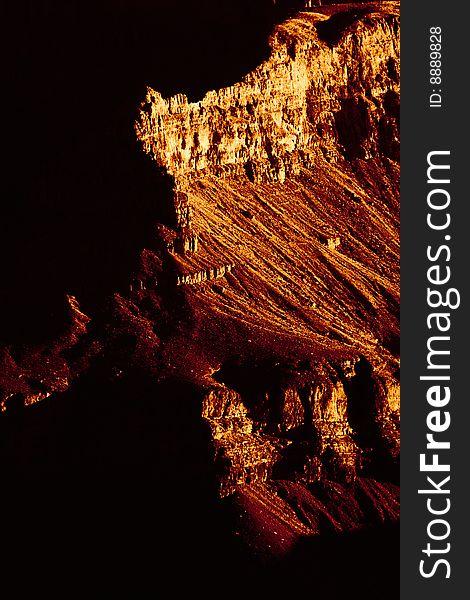 Grand Canyon Abstract