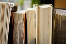 Free Well Worn Books On Shelf Royalty Free Stock Photography - 88812137