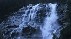 Free Waterfall In The Forest Royalty Free Stock Photography - 88812497